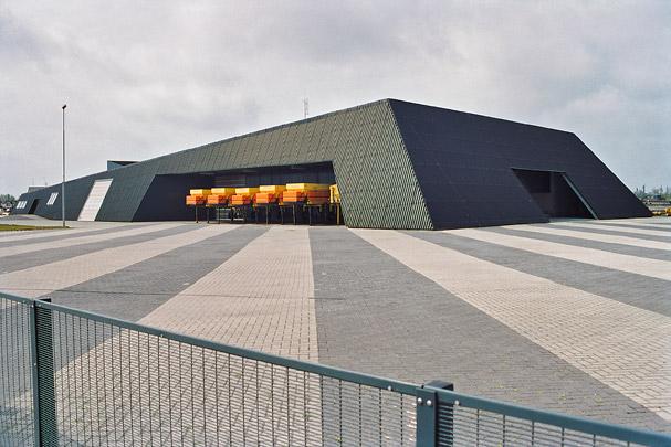Steunpunt Rijkswaterstaat / Regional Support Centre Rijkswaterstaat ( Neutelings Riedijk )