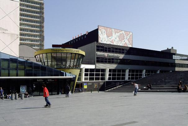 Nederlands Danstheater; Dr. Anton Philipszaal / Dance Theatre; Concert Hall ( OMA; Van Mourik & Vermeulen )