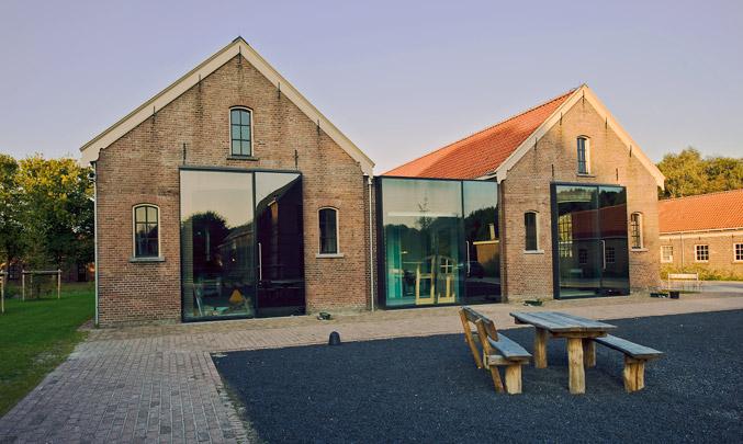 Glasmuseum Veenhuizen / Glass Museum Veenhuizen ( Atelier Kempe Thill )