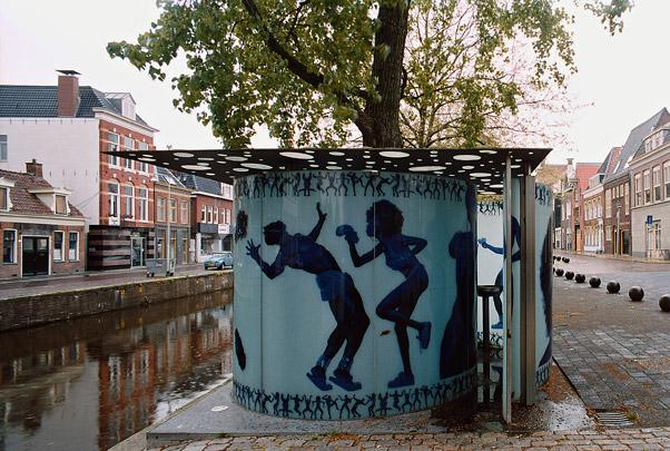 Manifestatiestad Groningen / Architectural Events in Groningen ( Diverse architecten )