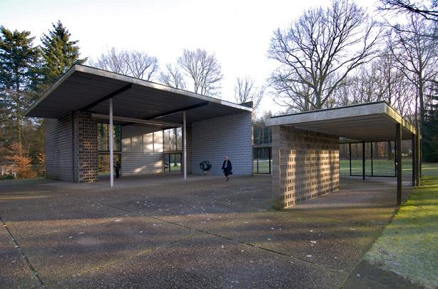 Beeldenpaviljoen Sonsbeek (Rietveld) / Sculpture Pavilion Sonsbeek (Rietveld) ( G.Th. Rietveld )