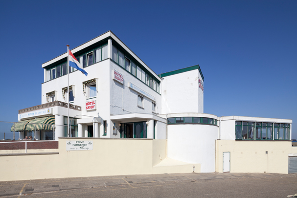 Woonhuis Allegonda / Private House Allegonda ( J.J.P. Oud, M. Kamerlingh Onnes )