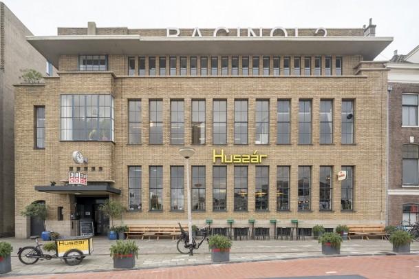 Kantoorgebouw F.W. Braat / Office Building F.W. Braat ( J. de Bie Leuveling Tjeenk )