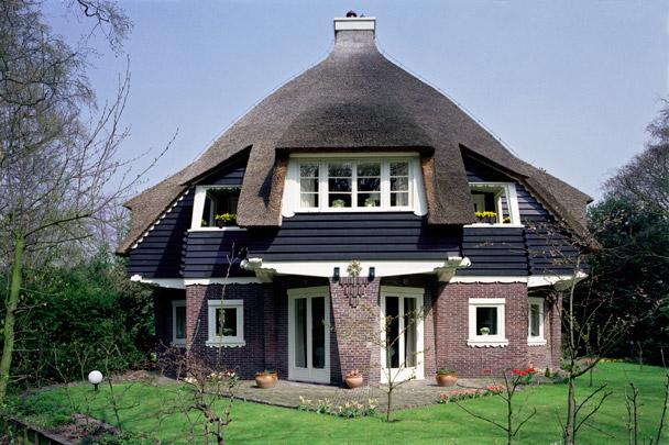 Woonhuis Meerhoek (De Ster) (Park Meerwijk) / Private House  Meerhoek (De Ster) (Park Meerwijk) ( C.J. Blaauw )
