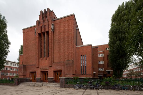 NH Jeruzalemkerk Amsterdam / Jeruzalem Church ( F.B. Jantzen Gzn. )
