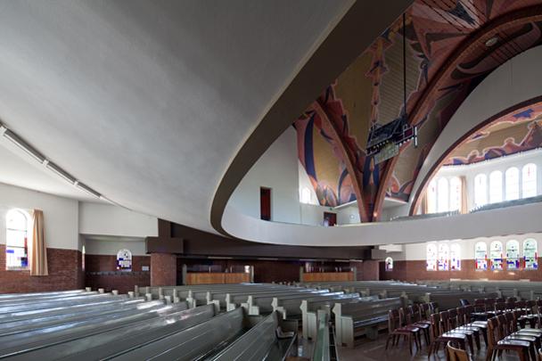 Gereformeerde kerk Kollum / Reformed Church Kollum ( E. Reitsma )