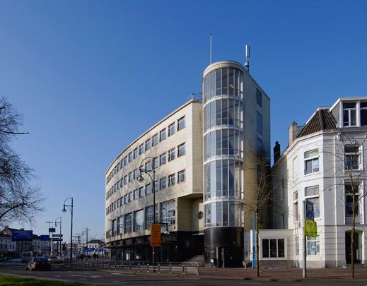 Kantoorgebouw De Nederlanden van 1845 (Arnhem) / Office Building De Nederlanden van 1845 (Arnhem) ( W.M. Dudok )