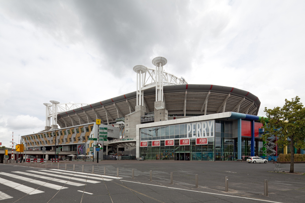 Johan Cruyff Arena / Johan Cruyff Arena ( R.H.M. Schuurman (Grabowsky & Poort) )