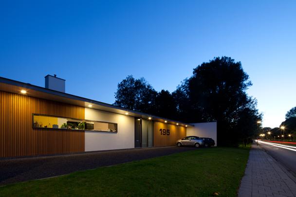 Eigen woonhuis De Kovel / Own House De Kovel ( H.J. de Kovel )