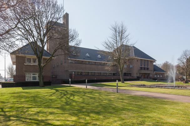 Raadhuis Katwijk  / Town Hall Katwijk ( Hooijkaas & Lockhorst )
