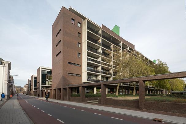 Woningbouw Bisschop Zwijsenstraat / Housing Bisschop Zwijsenstraat ( Bedaux De Brouwer Architecten )