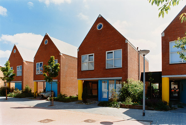 Woningbouw Bouw-RAI 1 / Housing Bouw-RAI 1 ( Diverse architecten )