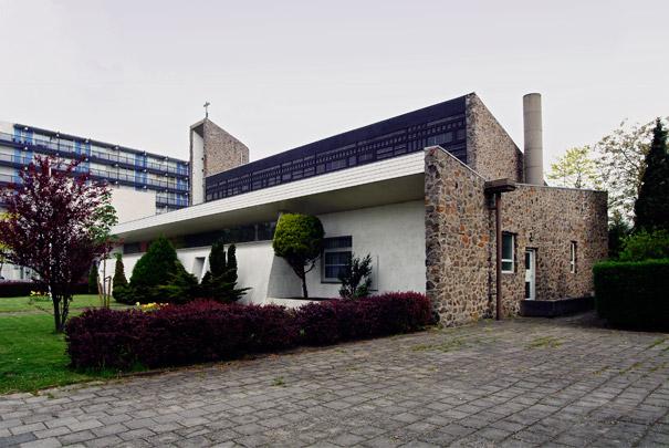 RK kerk Pastoor van Ars Haarlem / Roman Catholic Church Haarlem (Pastoor van Ars) ( G.H.M. Holt )