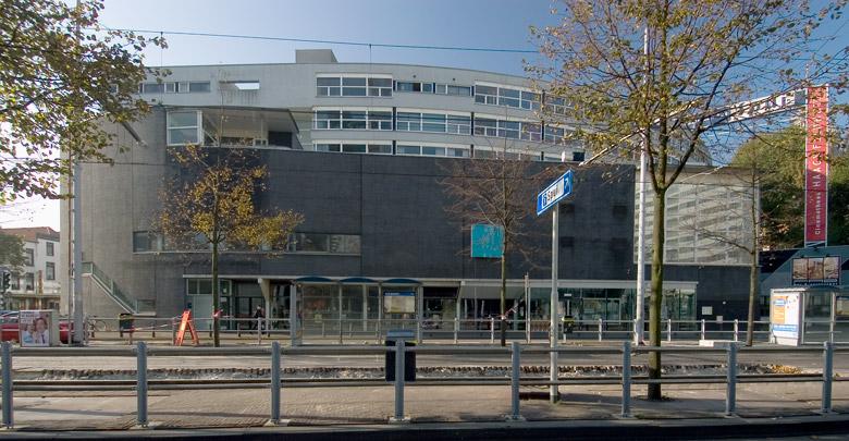 Theater aan het Spui / Theatre complex Spui ( H. Hertzberger )