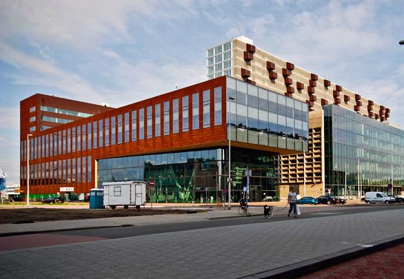 Schiecentrale/RTV Rijnmond / Schiecentrale/RTV Rijnmond ( R. Winkel (Mei Architecten & Stedenbouwers) )