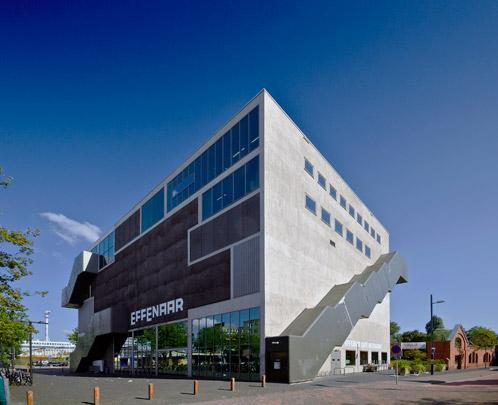 Poppodium De Effenaar / Pop Centre De Effenaar ( MVRDV )