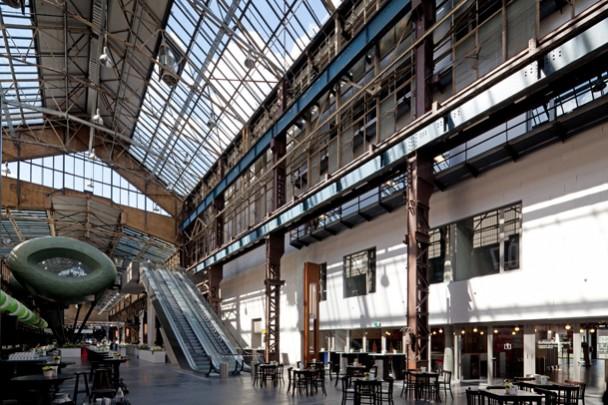 ROC Twente (Staalgieterij Stork) / ROC Twente ( IAA Architecten )