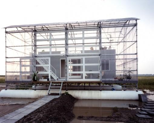 Woonhuis Amfibie / Private House Amfibie ( Holvast en Van Woerden )