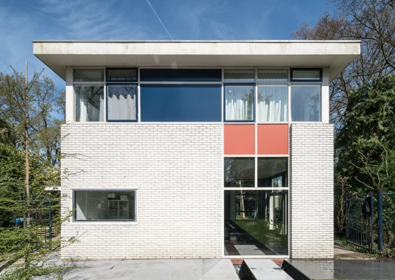 Woonhuis Manassen / Private House Manassen ( G.Th. Rietveld )