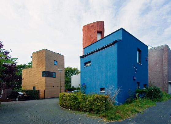 Patiowoningen Woningbouwfestival Kavel 2 / Patio Houses Woningbouwfestival Kavel 2 ( K. Oosterhuis )