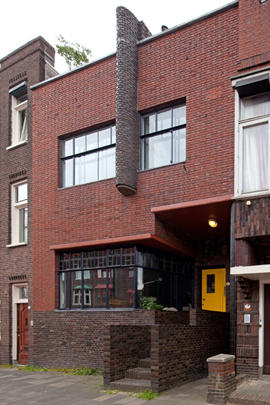 Woonhuis Grijpma / Private House Grijpma ( E. van Linge )