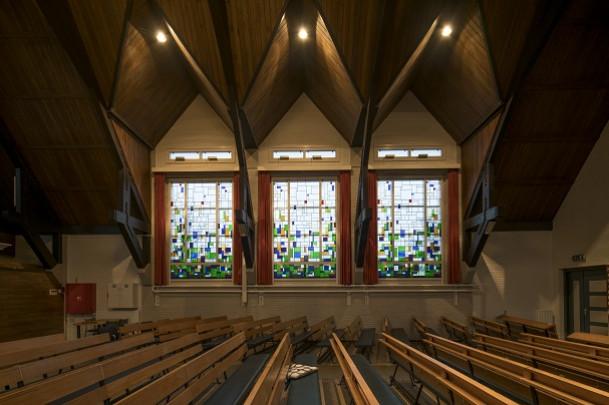 NH Dorpskerk Nieuw-Lekkerland / Church Nieuw-Lekkerland ( J. Wils )