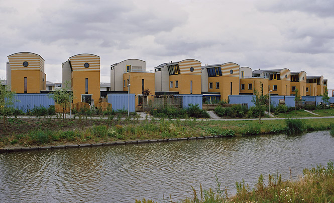 Woningbouw Bouw-RAI 2 (Inbo/Gjalt de Jong) / Housing Bouw-RAI 2 (Inbo/Gjalt de Jong) ( Inbo/Gjalt de Jong )