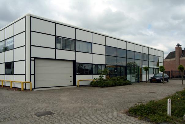 Barth Lijstenfabriek / Barth Frame-Maker's Factory ( H.A.J. Henket )