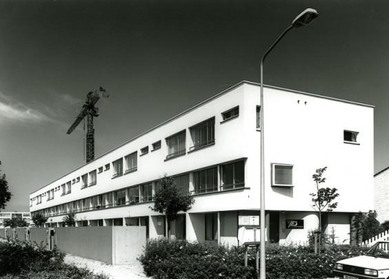 Woningbouw Bouw-RAI 1 (Mecanoo) / Housing Bouw-RAI 1 (Mecanoo) ( Mecanoo )
