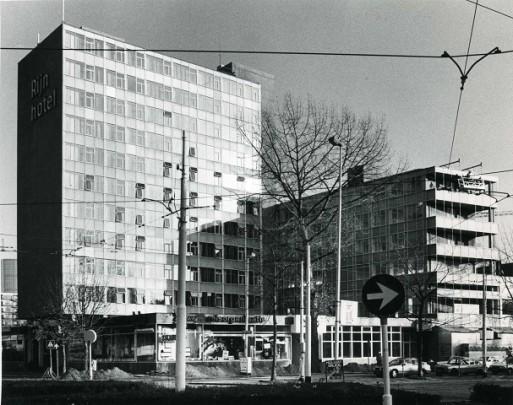 Rijnhotel, AMVJ-gebouw / Rijnhotel, AMVJ-Building ( Merkelbach & Elling )