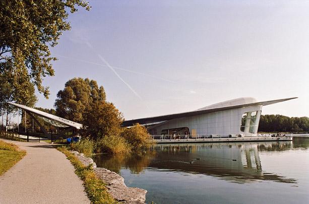 Floriade-paviljoen / Floriade Pavilion ( Asymptote )