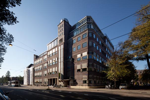 Laboratorium Vrije Universiteit / Laboratory Vrije Universiteit ( B.T. Boeyinga )