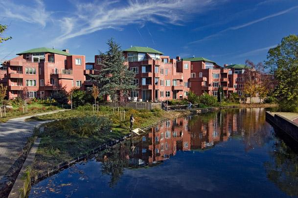 Woningbouw Oostgaarde / Housing Oostgaarde ( B.A.S.S. Stegeman )