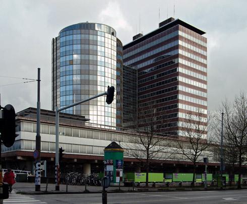Hoofdkantoor Nederlandse Bank / Headquarters Nederlandse Bank ( M.F. Duintjer )