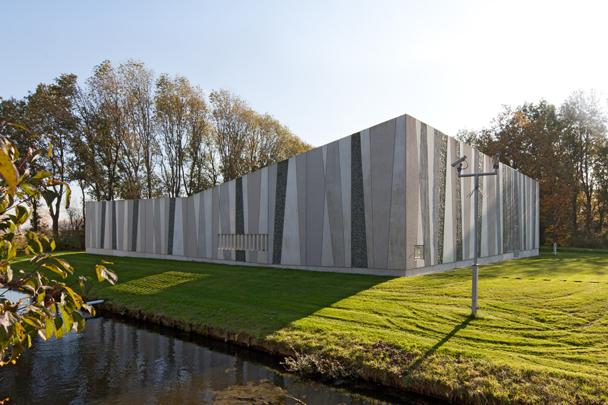 Datacentrum TU Delft / Data Centre TU Delft ( J. Vos )