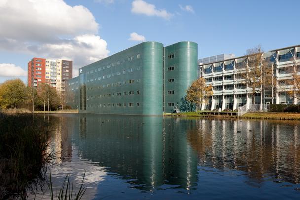 Kantoorgebouw TNO Delft / Office Building TNO Delft ( P.J. Gerssen )