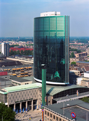 World Trade Center Rotterdam / World Trade Center Rotterdam ( Groosman Partners )
