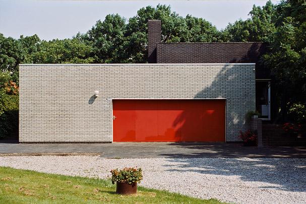 Woonhuis Van den Doel / Private House Van den Doel ( G.Th. Rietveld )
