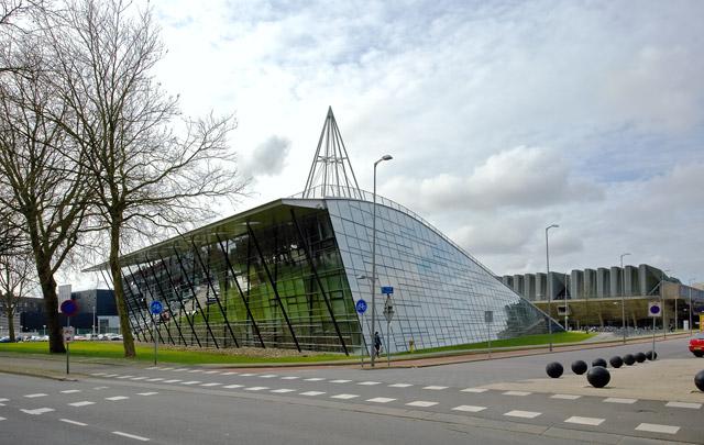 Centrale Bibliotheek TU Delft / Central Library TU Delft ( Mecanoo )