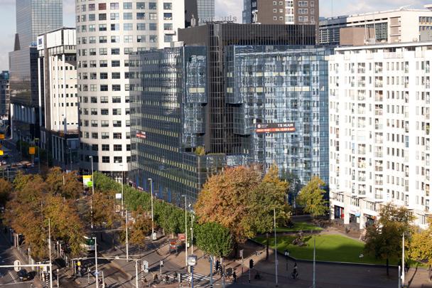 Kantoorgebouw Weenahuis / Office Building Weenahuis ( Klunder Architecten )