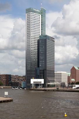 Kantoorgebouw Maastoren (Hoofdkantoor Deloitte) / Office Building Maastoren ( Dam & Partners )