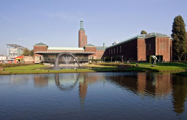 Museum Boijmans Van Beuningen / Museum Boijmans Van Beuningen ( A. van der Steur )