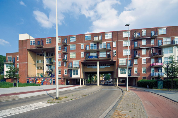 Woningbouw Gerdesiaweg / Housing Gerdesiaweg ( K. Rijnboutt (VDL) )