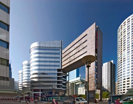 Kantoorgebouw Weena 200 / Office Building Weena 200 ( J.J.M. Klompenhouwer (Brouwer Steketee) )