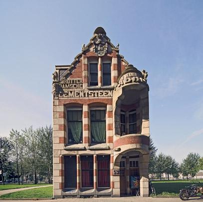 Kantoorgebouw Van Waning / Office Building Van Waning ( J.I. van Waning )