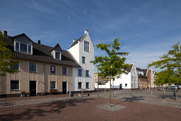 Woningbouw Waterhof / Housing Waterhof ( Molenaar & Van Winden )