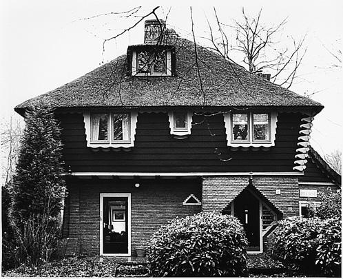 Woonhuis Beek en Bosch (Mussennest) (Park Meerwijk) / Private House Beek en Bosch (Mussennest) (Park Meerwijk) ( C.J. Blaauw )