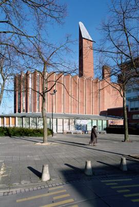 NH Opstandingskerk Amsterdam (Kolenkit) / Opstandings Church Amsterdam (Kolenkit) ( M.F. Duintjer )