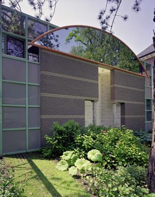 Woonhuis Bakels / Private House Bakels ( Sj. Soeters )