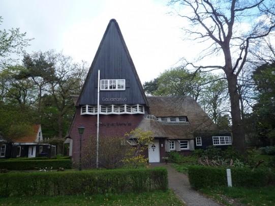 Woonhuis Gaudeamus / Private House ( F.E. Röntgen )